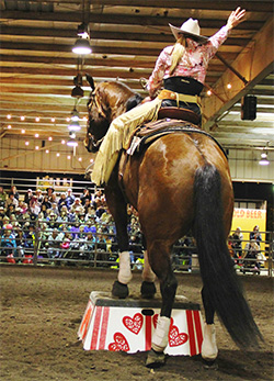 Charles Wilhelm's Ultimate Super Horse Challenge